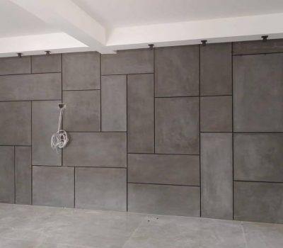 חיפוי צמנט בטון